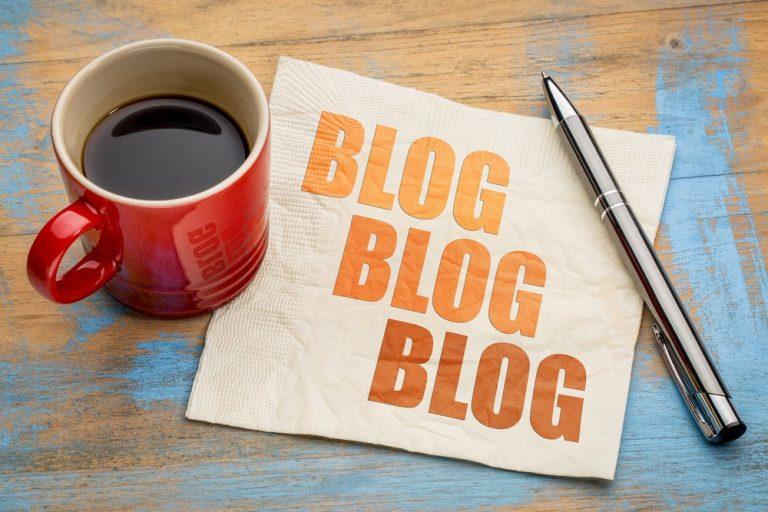 Os 3 caminhos para o conteúdo de um blog